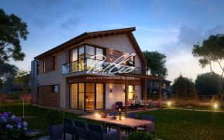 X13 Проект мансардного дома, который удивляет! фото 4