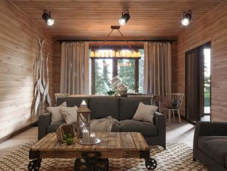 X24 Проект деревянного двухэтажного дома фото 5