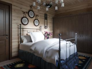 X24 Проект деревянного двухэтажного дома фото 6