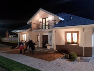 X1b Лучший проект дома с мансардой фото 4