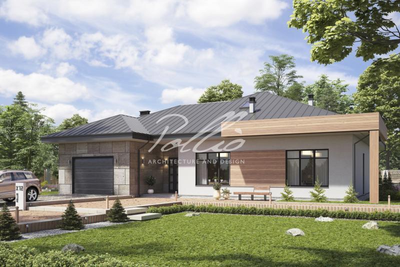 X12b. Современный дом для большой семьи