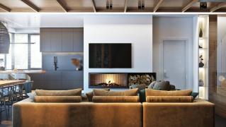 X4a Классический двухэтажный дом фото 10