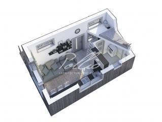 X26 Проект модульного дома фото 3