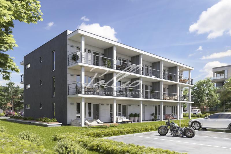 Xb3. Проект многоквартирного дома