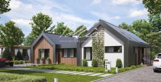 X35 Современный дом в скандинавском стиле фото 2
